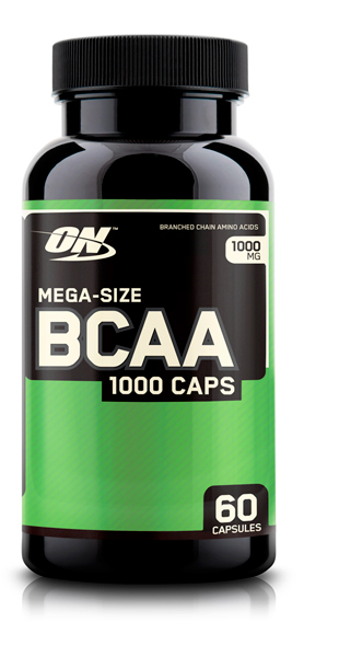 ON BCAA 1000 60 caps
