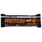 IRONMAN Protein Bar карамель