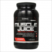 Ultimate Nutrition Muscle Juice Revolution 4,96 lb клубника