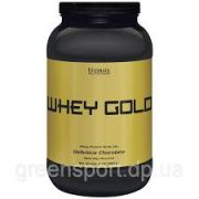 Ultimate Nutrition Whey Gold 908 гр ваниль